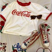 [USED]Coca-Colaリンガー Tee