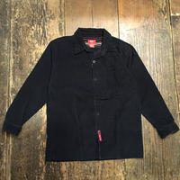 [USED] BLK corduroyのオープンカラーシャツ