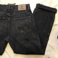 [USED] Wrangler BLACK DENIM