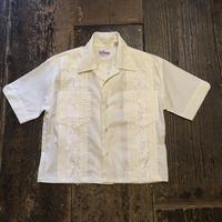 [USED] 小さめsize  CUBA シャツ