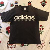 [USED] OLD 90's adidas soccer  Tee