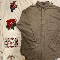 [USED] 千鳥CHECK✔️COTTON シャツ