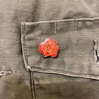 [USED] お花 PINS -バラ-