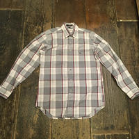[USED] Christian Dior チェックシャツ