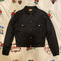 [USED] made in ITALY BLACK JACKET♡