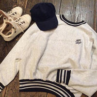 [USED] リブ ライン SWEAT  made in U.S.A