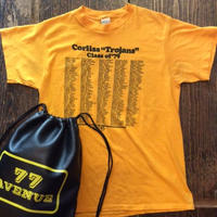 "[USED] Corliss ""Trojans""class of '79 Tシャツ"
