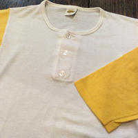 [USED] old RUSSELL ヘンリーTee
