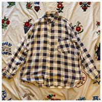 [USED] いい雰囲気〜♡コットンネルシャツ