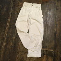 [USED] Vintage WHITE Painter pants