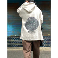 [USED] WHITE MEXICAN PARKA  -CANCUN-
