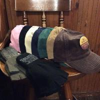 [SELECT] コーデュロイ CAP