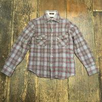 [USED] OLD WOOL チェックシャツ