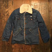 [USED] 70's wrangrer ボアデニムJKT
