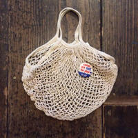 [USED] COTTON メッシュ BAG (S)