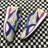 [DEADSTOCK] OLD assics  RANNING SHOES  24.5cm
