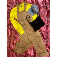 [USED]Levis beigeOVERALL