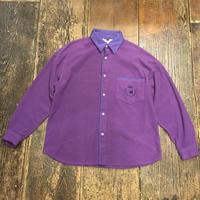 [USED] PURPLE フリースシャツ