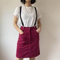 [USED] Old BENETTON コーデュロイスカート