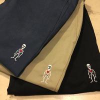 [BENICOTOY] スカル 刺繍 Dickies  PANTS !