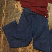 [USED] Vintage 形がきれい!Denim Pants