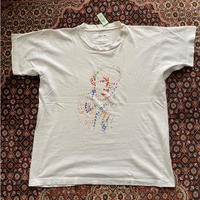 [USED] アニエスb  アートプリントTee