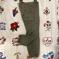 [USED] FRENCH CARGO PANTS!