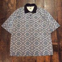 [USED] ポロ襟のおしゃれ半袖シャツ