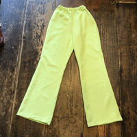 [USED]メロン柄 POLY PANTS