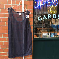 [USED] メッシュLONG  TANKTOP