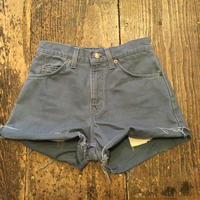 [USED] Levis 550 CUTOFF SHORTS