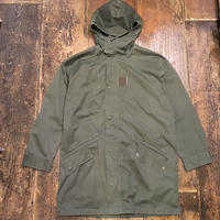 [USED] FRENCH ARMY フード付JK