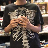 [USED]  skeleton BLK Tee