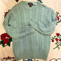 [USED]春らしいMINTGREEN♡KNIT♡