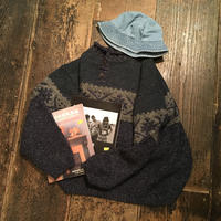[USED] 渋色 Wool BIG Knit!