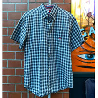 [USED]Tommy チェックSHIRTS