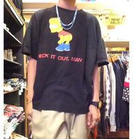 [USED] 1999's  SIMPSONS  BART Tシャツ