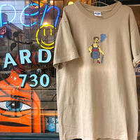 [USED] 90's  SAFE  Tee XL