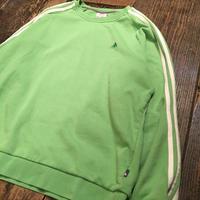 [USED] adidas 鮮やかYellowグリーン SWEAT