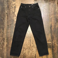 [USED] Levis 550 BLK (RELAXED FIT TAPERED)