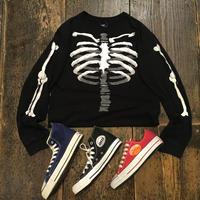 [USED] ホネホネ Long T-shirt