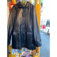 [USED] LEATHER ジャケット