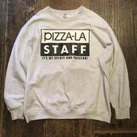 [USED] PIZZA-LA STAFF  スエット
