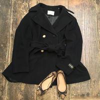 [USED] ガウンみたいなPコート