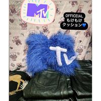 [USED]  vintage MTV クッション