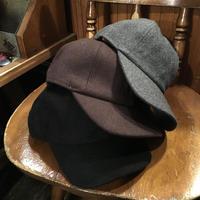 [SELECT] WOOL CAP