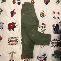 [USED]  70's US ARMY PANTS