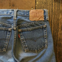 [USED] Levis501  made in USA w28