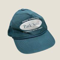 "[USED] ""Park Seed"" CAP💚"