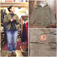 [USED] carhartt 裏ボアPARKA  olive